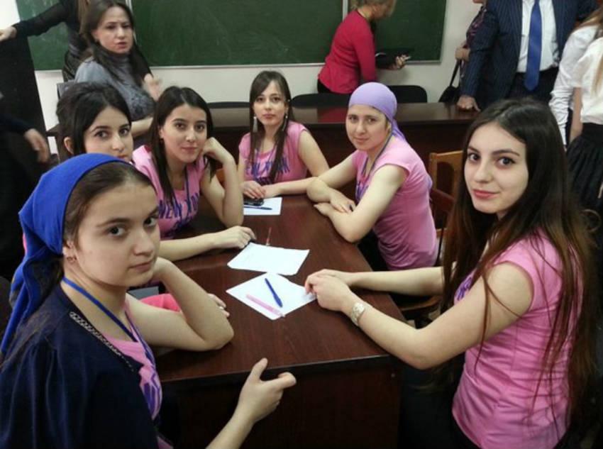ДГПУ - Факультет начальных классов