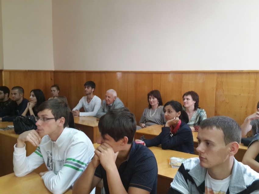 Факультет управления в МГТУ - город Майкоп