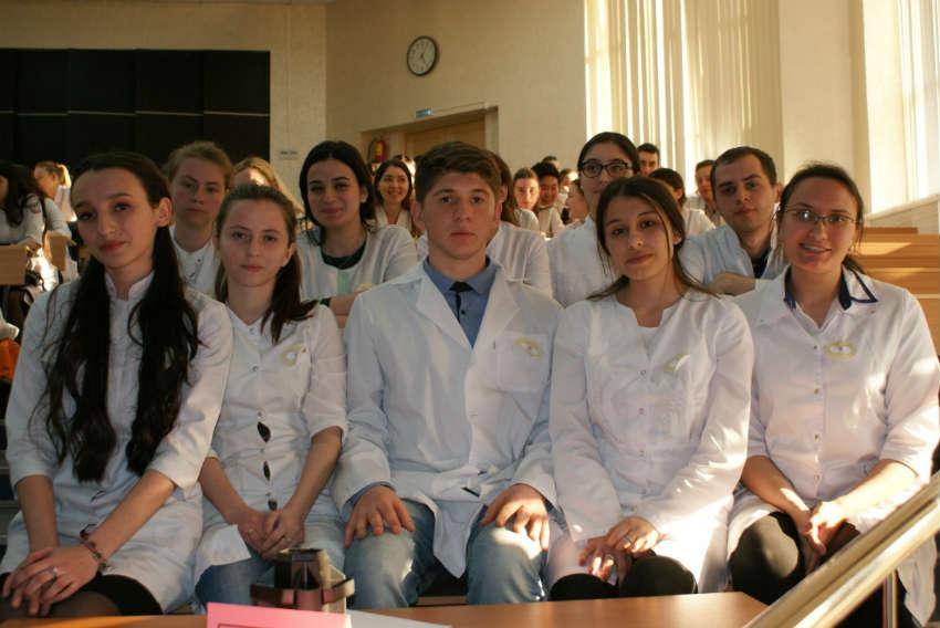 Медицинский факультет в ИнгГУ