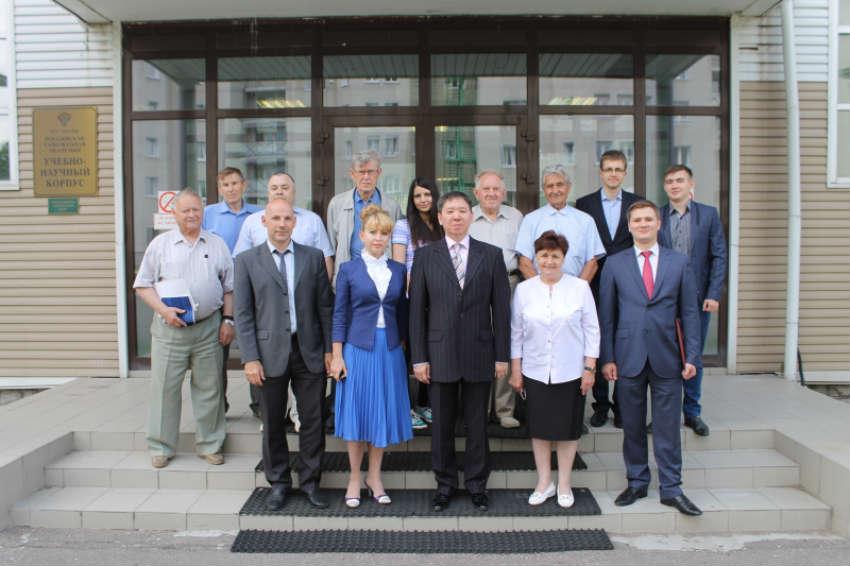 Научно-исследовательский институт в РТА - Москва
