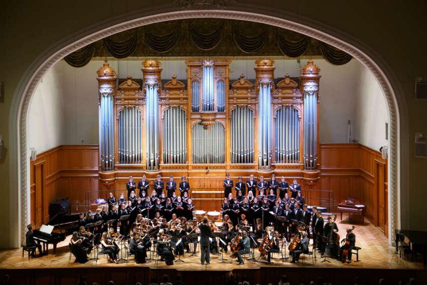 Факультет исторического и современного исполнительского искусства