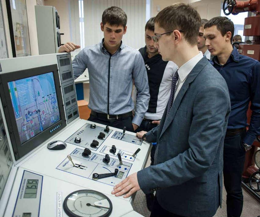 Факультет разработки нефтяных и газовых месторождений