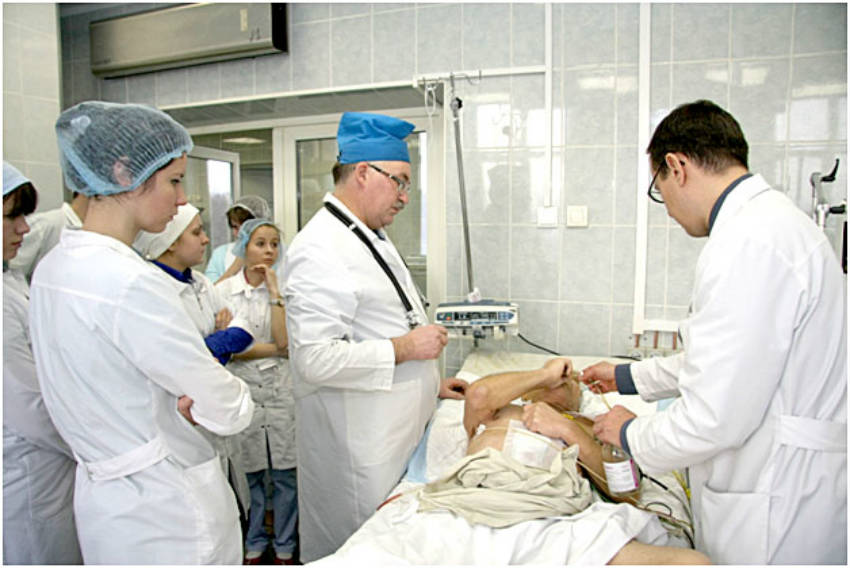 Лечебный факультет в РНИМУ им Пирогова