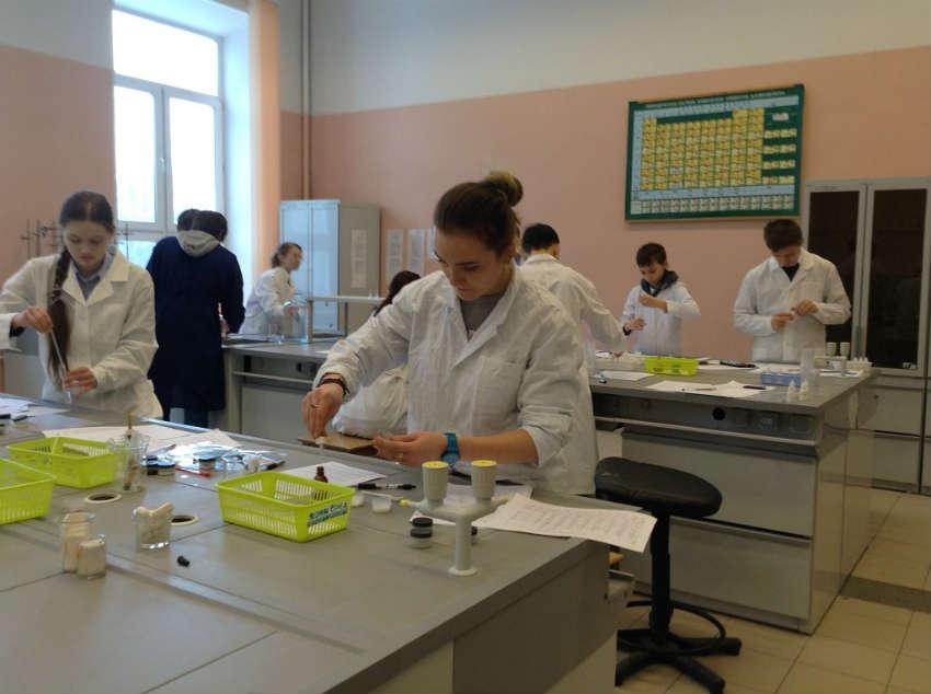 Факультет почвоведения в РГАУ–МСХА имени Тимирязева