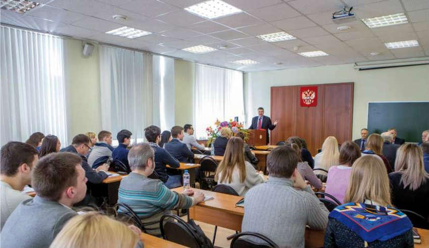 Факультет подготовки научно-педагогических кадров высшей квалификации