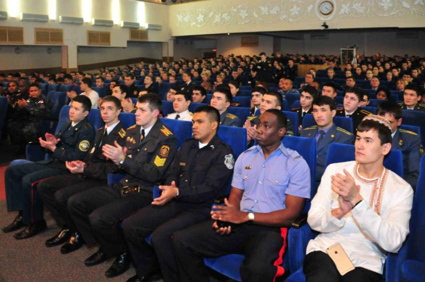 Факультет подготовки иностранных специалистов в МосУ МВД РФ им Кикотя в Москве