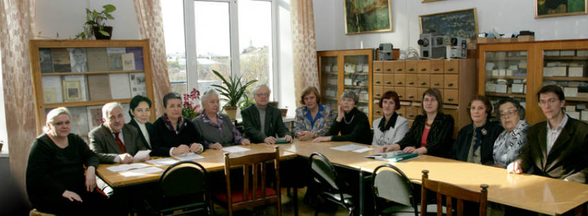 Факультет теории и истории искусств в МГАХИ им  Сурикова