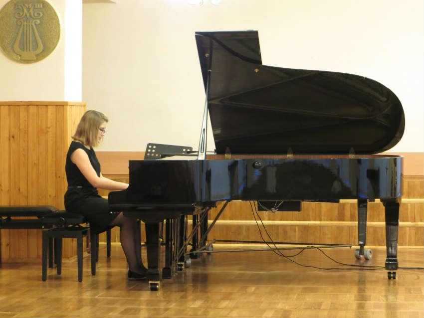 Фортепианный факультет Гнесинки - РАМ