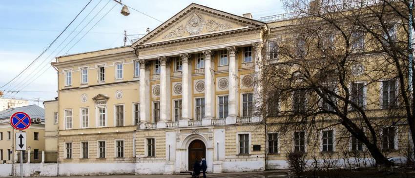 МИИГАиК - Московский государственный университет геодезии и картографии