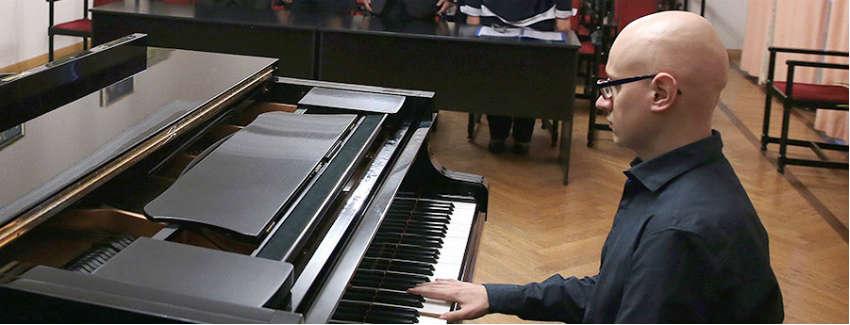 Музыкальный факультет в РГСАИ