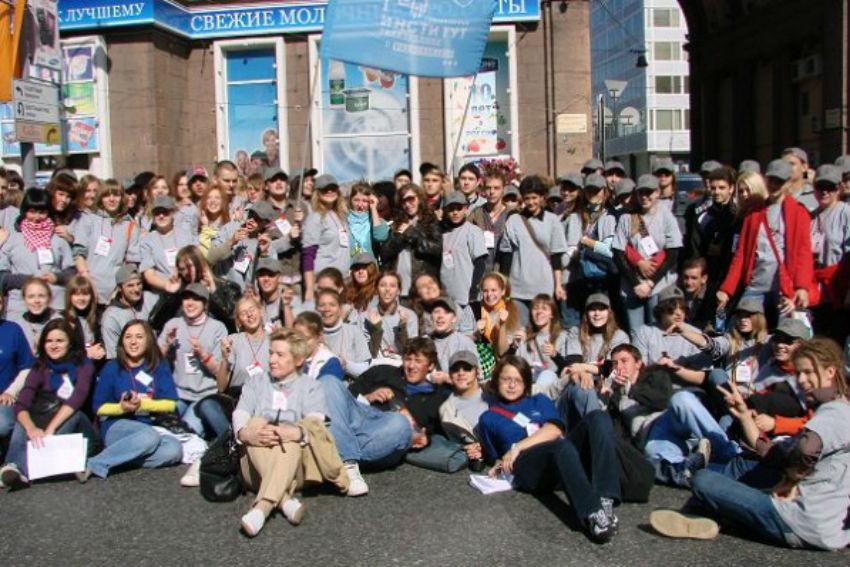 Студенты ГИТР