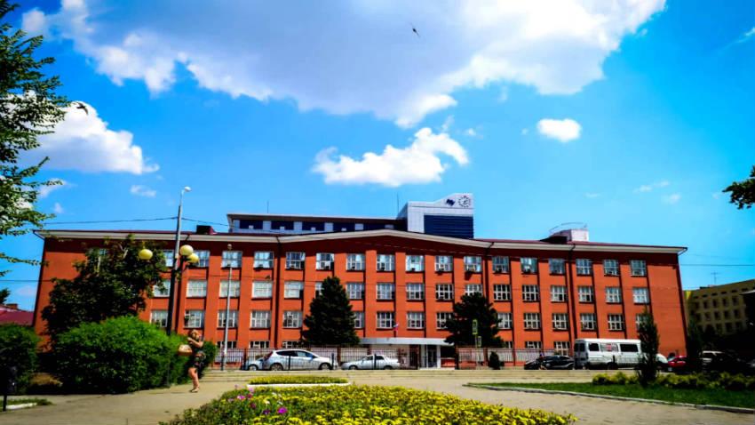 Университет АГУ в г Астрахани