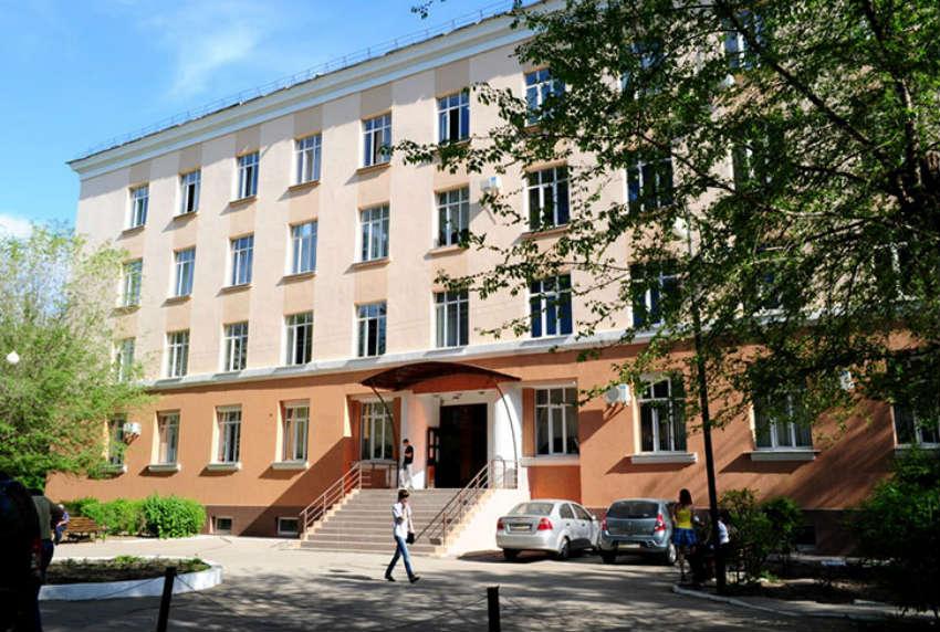 Университет АГАСУ в Астрахани