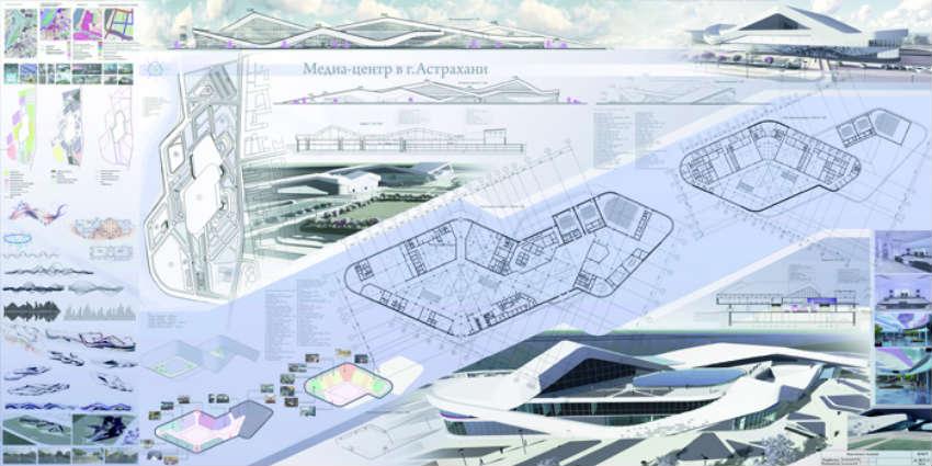 Архитектурный факультет в АГАСУ в г Астрахани