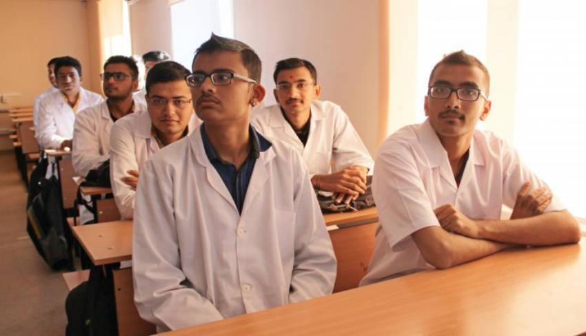 АГМУ - Факультет иностранных студентов
