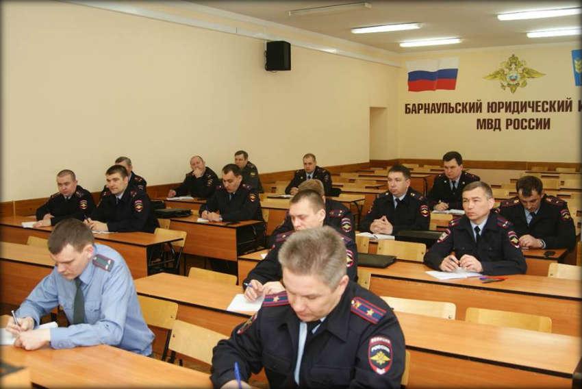 БЮИ в Барнауле - Факультет переподготовки и повышения квалификации