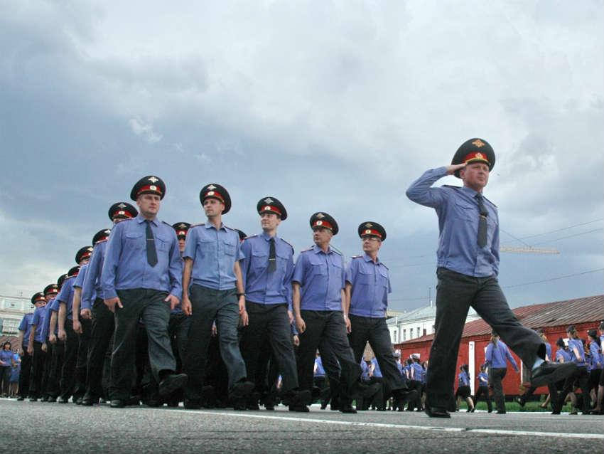 БЮИ МВД России в Барнауле - Факультет подготовки сотрудников полиции и следователей