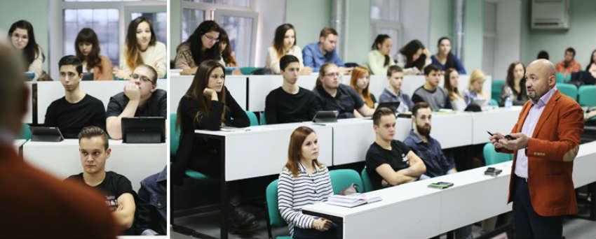 ИГУМО и ИТ - Факультет рекламы и PR
