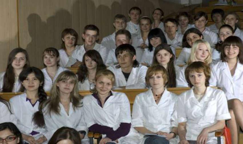 Лечебный факультет в АГМУ - город Барнаул