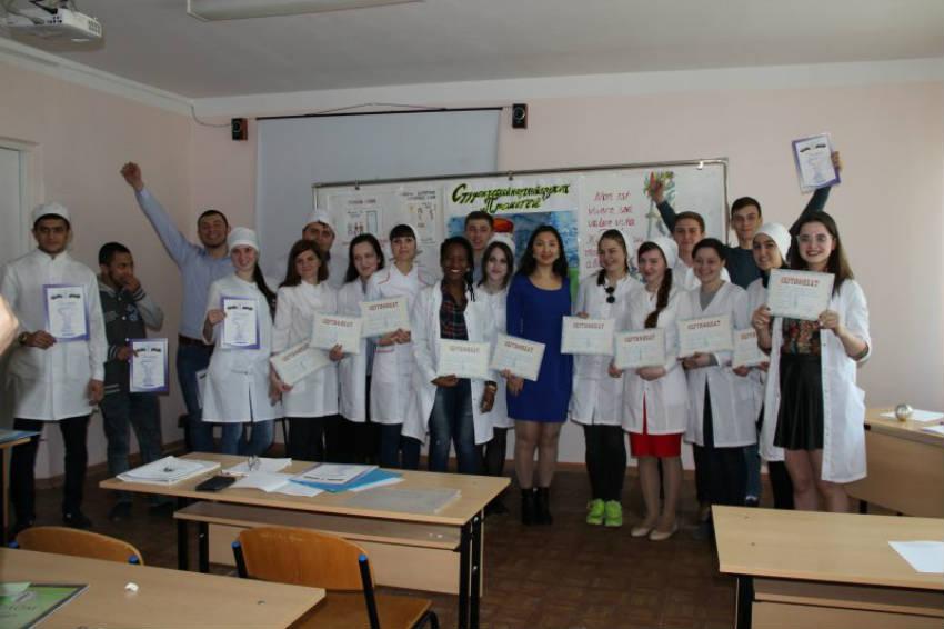 Лечфак - Астраханский государственный медицинский университет - АГМУ