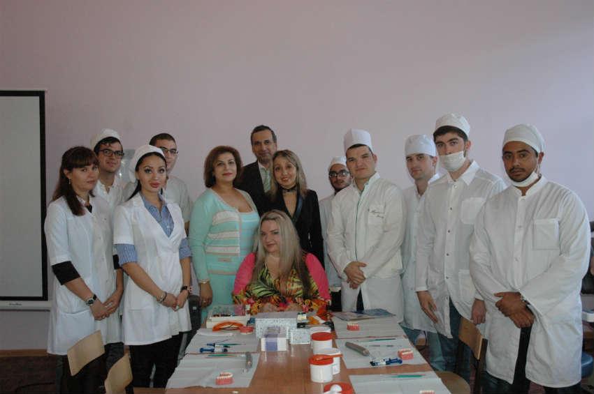 Стоматологический факультет в Астраханском ГМУ