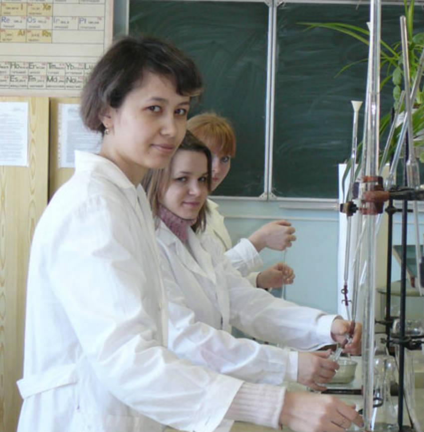 Факультет биологии и химии