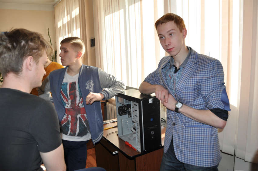 Факультет информационных и промышленных технологий программ среднего профессионального образования