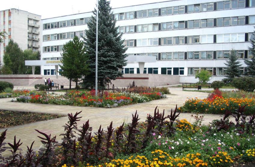 История БГУ в Брянске