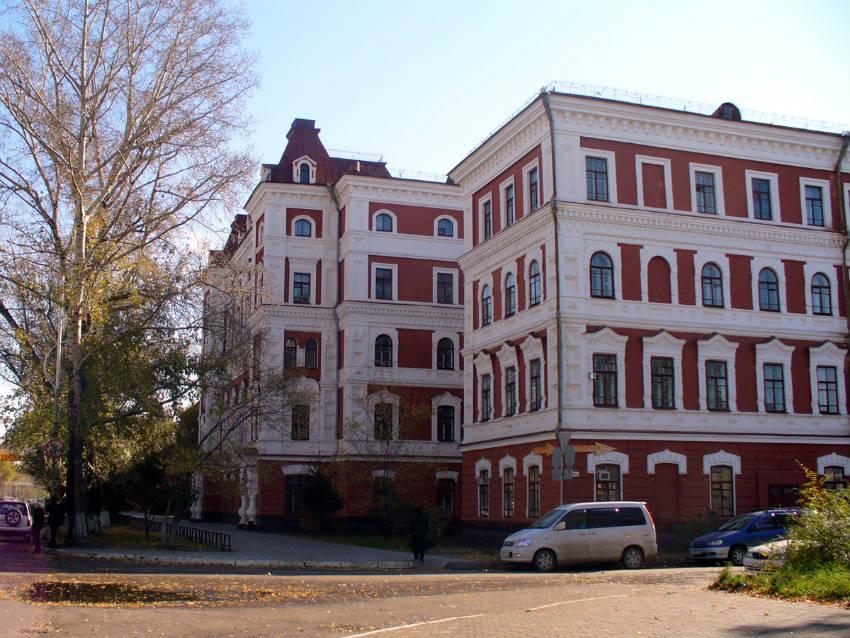 БГПУ - Педагогический университет в Благовещенске
