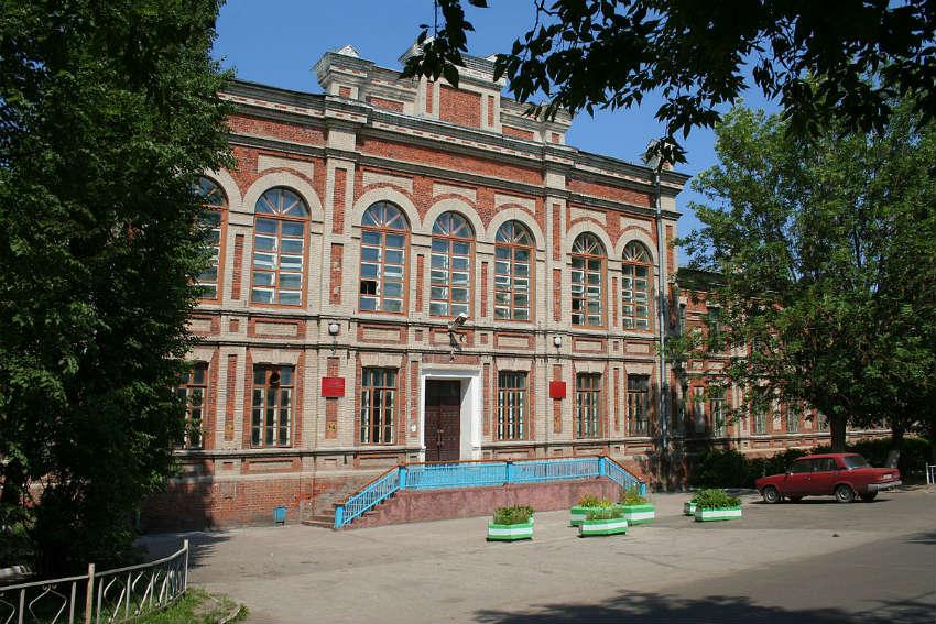 БГТУ - Брянский государственный технический университет