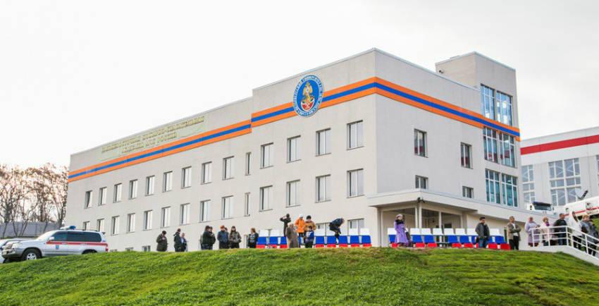 ДВПСА МЧС России во Владивостоке - Дальневосточная пожарно-спасательная академия во Владивостоке