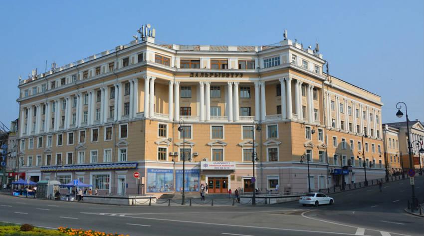ДальРыбВТУЗ во Владивостоке - Дальневосточный государственный технический рыбохозяйственный университет