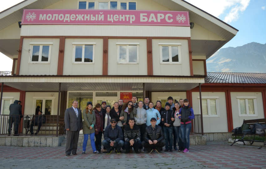 СКГМИ во Владикавказе - Электромеханический факультет