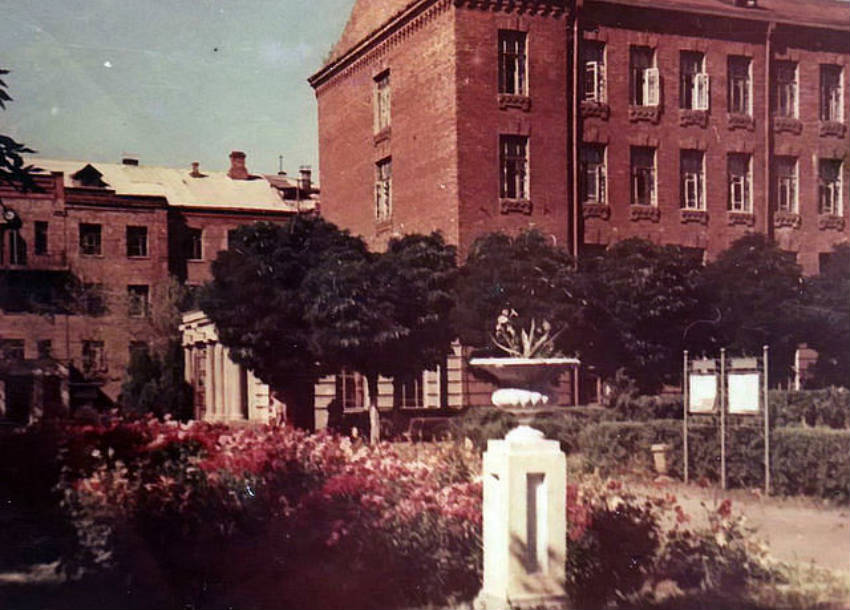 История СКГМИ во Владикавказе