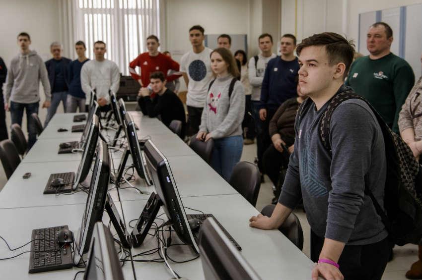 ТУ УГМК - Кафедра автоматизации технологических процессов и производств